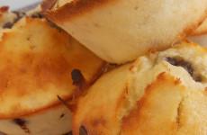 Banános csokis, gluténmentes muffin 30 perc alatt