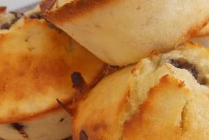 banános csokis gluténmentes muffin recept