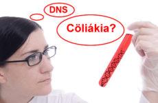 Hulladék DNS és a cöliákia