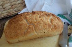 Gluténmentes fehér kenyér - Sam Mills lisztkeverékből