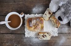 Kakaós gluténmentes kalács - reggelire, tízóraira