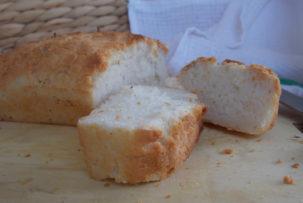 gluténmentes kenyér Sam Mills