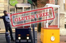 új gluténmentes ringek - Budapest Bakering