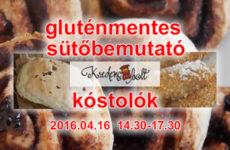 GM kenyérsütés és kóstoló - receptek
