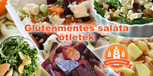 Izgalmas saláták