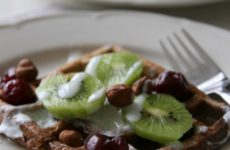 Mogyorós gluténmentes gofri – induljon jól a reggel!