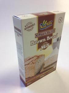 sam mills barna kenyér gluténmentes lisztkeverék