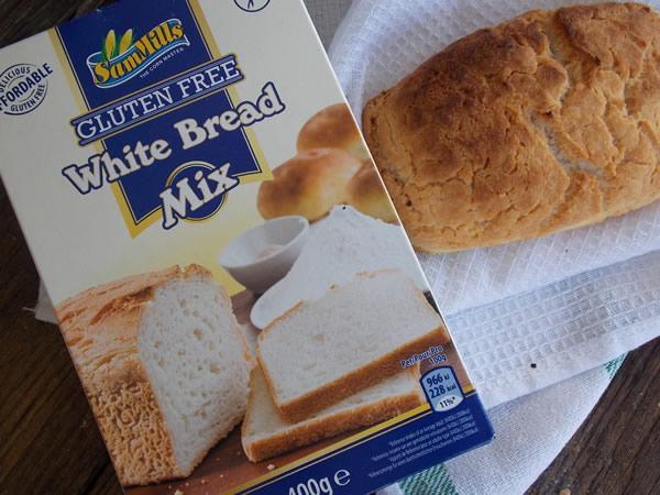 sam mills gluténmentes fehér kenyér lisztkeverék