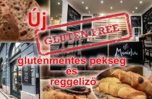 új gluténmentes pékség és reggeliző Manioka Budapest Ráday utca