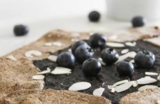 Gluténmentes galette – avagy rusztikus gyümölcspite