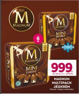 Magnum Mini gluténmentes jégkrém