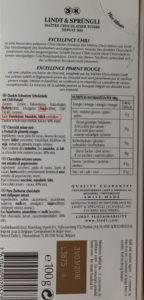 Lindt Excellence Chilli gluténmentes étcsokoládé