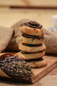 Manioka gluténmentes pékség kakaós csiga