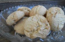 Gluténmentes keksz tejmentesen elkészítve