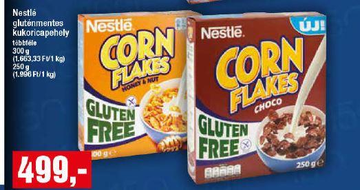 Nestlé Gluténmentes kukoricapehely