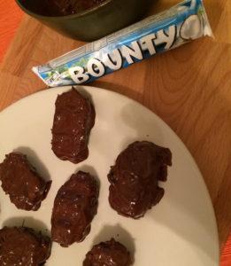 ggluténmentes Bounty házilag