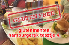 Gluténmentes hamburger túra 4.