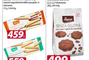 gluténmentes keksz akció coop 201605