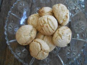 gluténmentes keksz recept