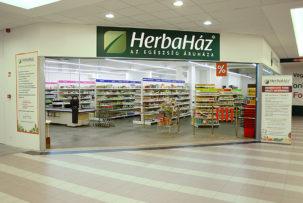 HerbaHáz gluténmentes élelmiszer Győr