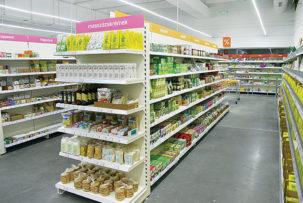 HerbaHáz gluténmentes bolt Győr