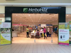 HerbaHáz gluténmentes termékek Szegeden
