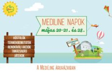 Gluténmentes sziget - MediLine Napok 05.20-21 és 05.28