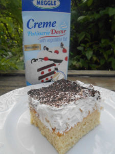 Meggle Creme Patisserie Decor recept
