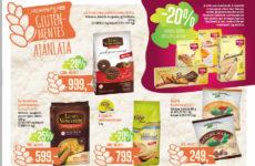 Gluténmentes termékek akciók 2016. május eleje