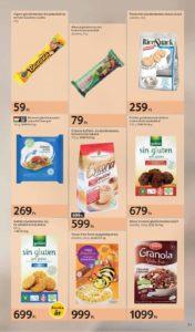 Tesco gluténmentes élelmiszer akciók