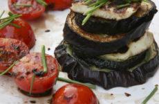 Egészséges tornyok – gyors vegetáriánus és gluténmentes vacsoraötlet