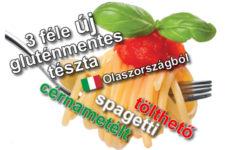 3 új gluténmentes tészta változat a Dialsí-tól