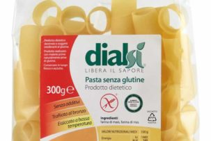 Dialsí paccheri tölteni való gluténmentes tészta