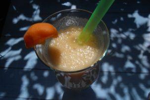 GM smoothie barackkal
