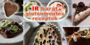 IR barát gluténmentes receptek