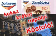 Új gluténmentes Galbusera ZeroGluten termékkóstoló 2016.06.11-én!