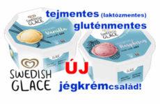 Új tejmentes, gluténmentes jégkrémek - Swedish Glace