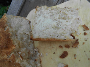 gluténmentes kemencés kenyér recept