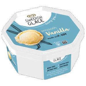gluténmentes vaníliás jégkrém tejmentes vegán