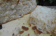 Gluténmentes kemencés kenyér