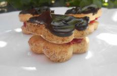 Gluténmentes linzer recept édesítőszerrel