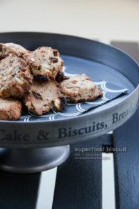 Superfood bisquit finom IR barát gluténmentes keksz