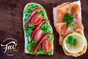 free gluténmentes pékség szendvicse
