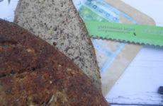 Cukkinis gluténmentes bagett - élelmi rostban gazdag
