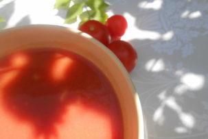 gm paradicsomleves recept