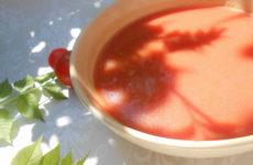 Paradicsomleves - klasszikusok gluténmentesen
