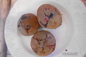 zabpelyhes gluténmentes muffin