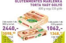 Akciós gluténmentes termék lista 2016 augusztus eleje