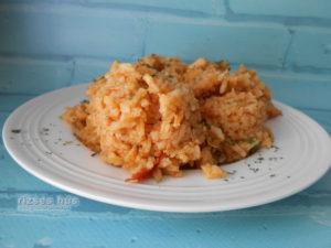 lecsós rizses hús gluténmentes recept