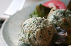 Mángoldos túrós kölesgolyó – egyszerű, de nagyszerű GM vacsoraötlet
